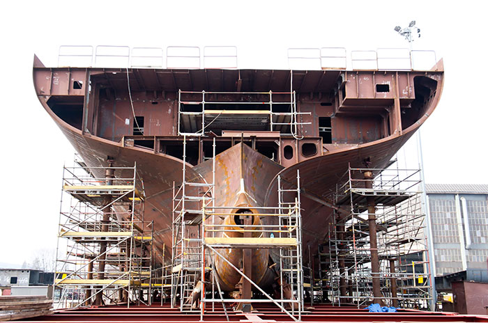 ship_repairs hugo trumpy