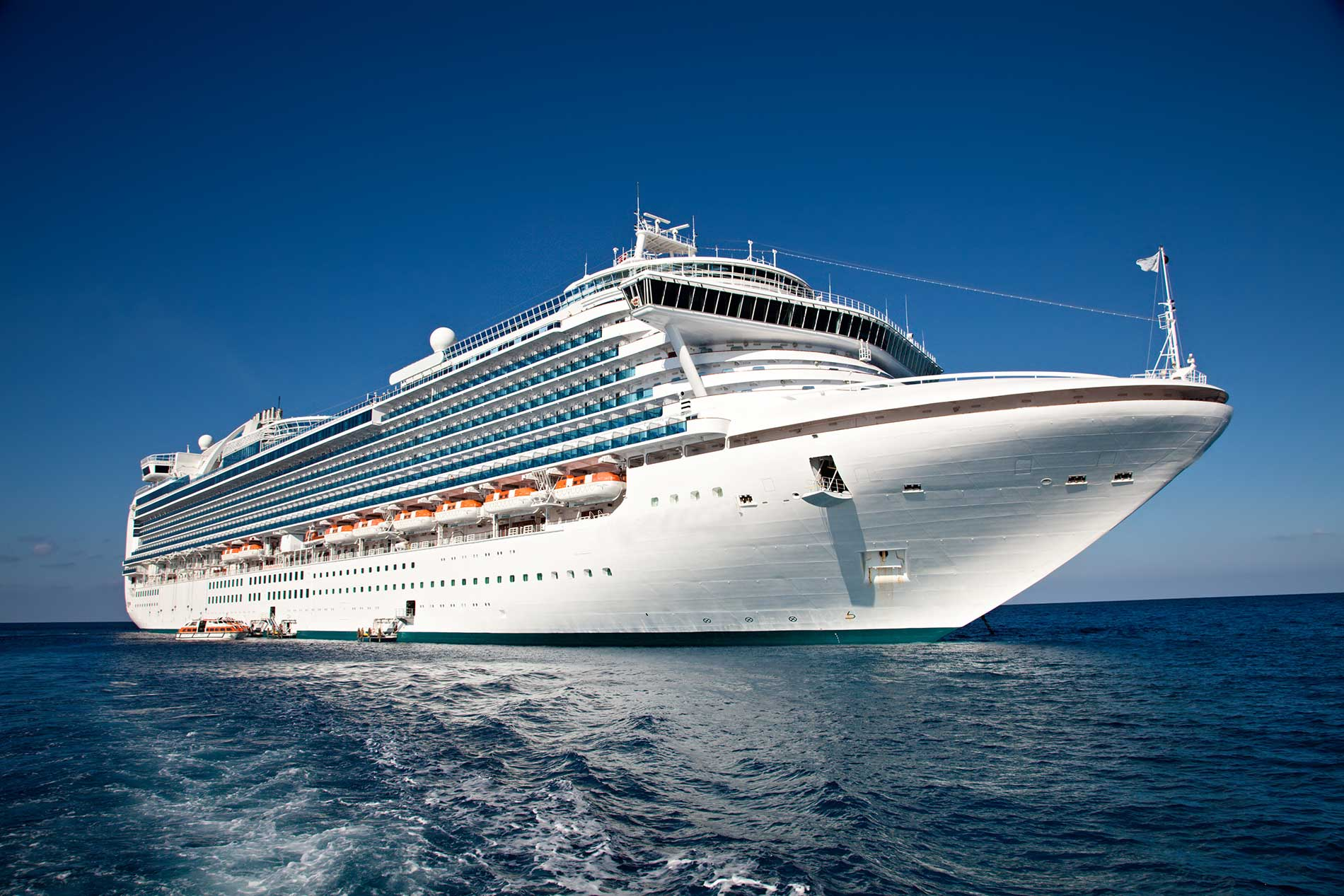 Cruise Service, Hugo Trumpy